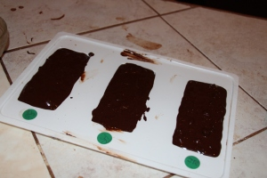 some of the yummy chocolate bars